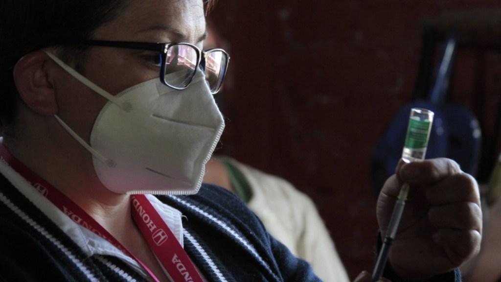 Vacunarán a adultos mayores que quedaron pendientes en 3 alcaldías de Ciudad de México - Foto de Twitter Salud CDMX