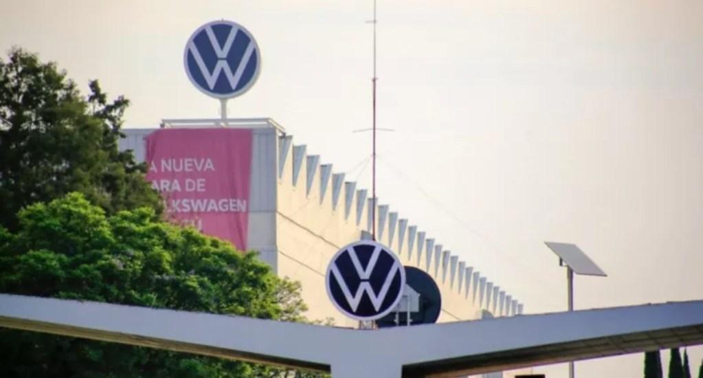 Volkswagen planta Puebla