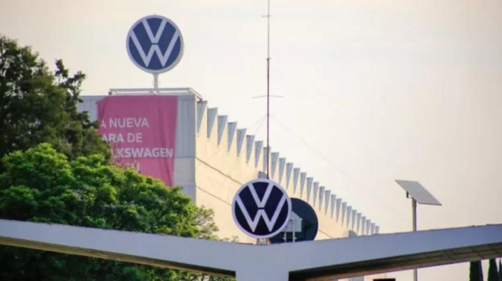 Tras desabasto de gas, Volkswagen reiniciará operaciones este lunes por la noche - Volkswagen planta Puebla