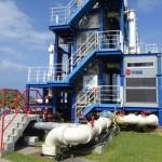 México podría obtener agua desalinizada y electricidad a través de plantas OTEC - Plantas OTEC. Foto de UNAM.