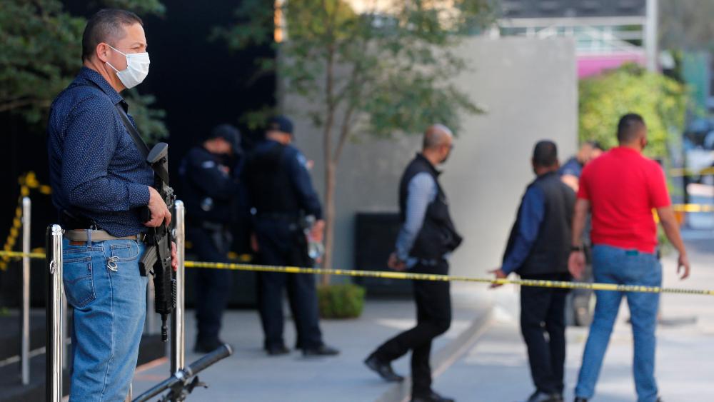 Fiscalía de Jalisco sigue sin avances en la investigación de la balacera en Los Otates - Foto de EFE