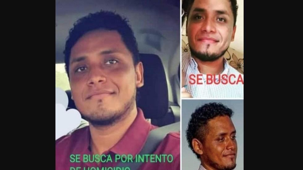 Acusan a sujeto de intentar atropellar y acuchillar a su esposa en Coatzacoalcos - Foto de FM Noticias