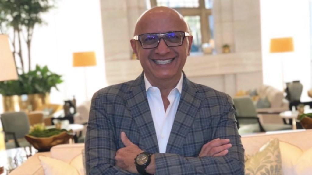 Muere Alberto Ciurana, ejecutivo de la televisión mexicana, víctima de COVID-19 - Alberto Ciurana. Foto de Twitter @AlbertoCiurana