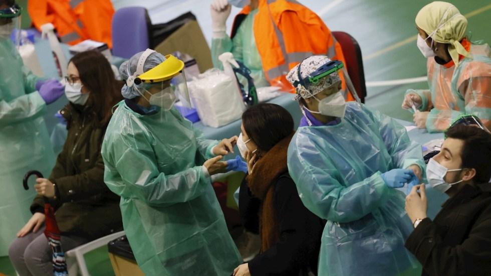 Alemania decreta cinco días de confinamiento en Semana Santa por COVID-19 - Alemania COVID-19 coronavirus pandemia epidemia