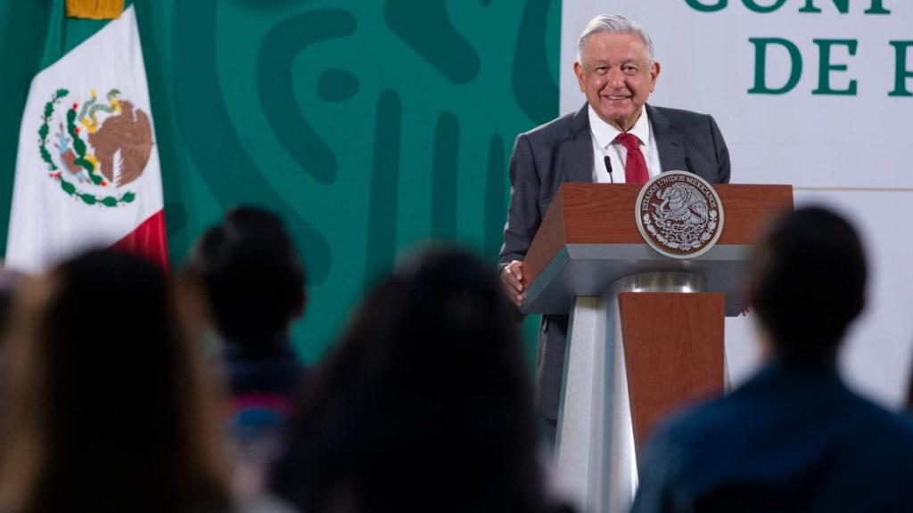 """López Obrador no podrá difundir propaganda en las """"mañaneras"""" durante proceso electoral, determina el Tribunal Electoral - AMLO Andrés Manuel López Obrador Mañanera conferencia"""