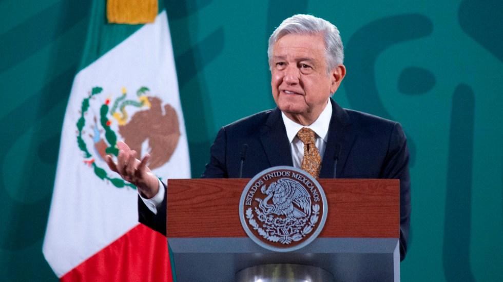 """López Obrador """"dará ejemplo"""" y se vacunará en 15 o 20 días - AMLO Lopez Obrador"""