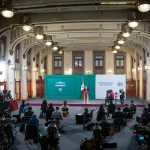 El presidente López Obrador celebra aprobación de reforma a la Ley Eléctrica; Conferencia (03-03-2021)