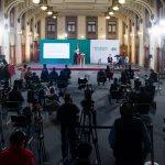 Propone AMLO regreso a clases en Campeche después de Semana Santa; conferencia (05-03-2021)