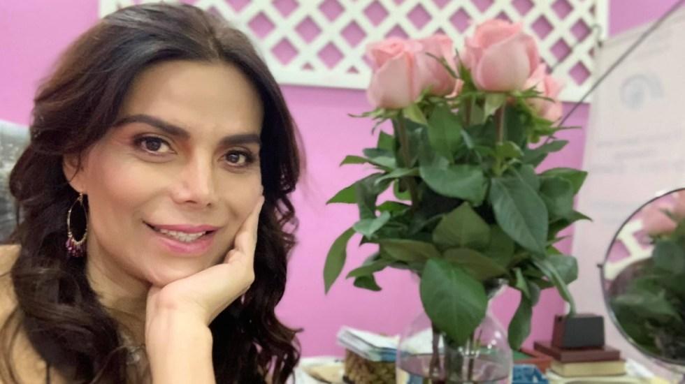 Detienen en la Cuauhtémoc a Diana Sánchez Barrios, candidata a diputada local por coalición 'Va por México' - Candidata diputada Va por México