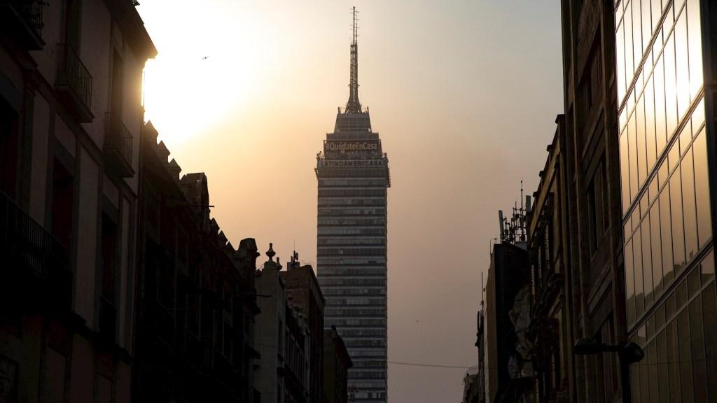 Valle de México presenta contaminación histórica del aire tras tolvarenas - Ozono Ciudad de México tolvarenas contaminación 3