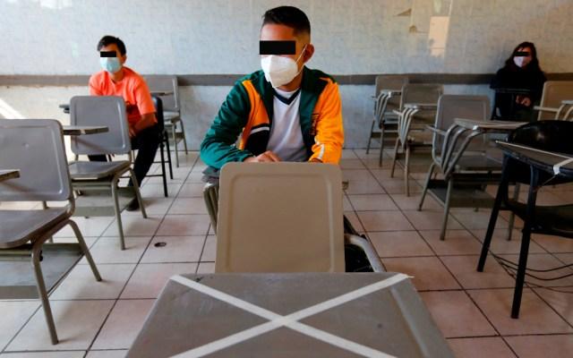 """Asegura AMLO que """"no habrá problemas de contagios"""" en regreso a clases presenciales - ciclo escolar niños clases presenciales Jalisco México"""