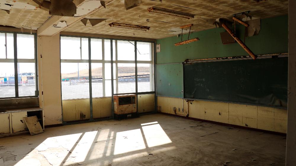 Las lecciones del colegio que salvó a 320 personas del tsunami - Foto de EFE