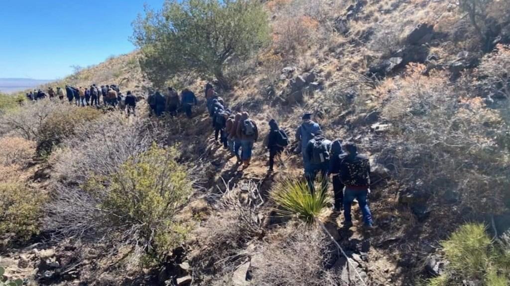 """Crisis en la frontera entre México y EE.UU. empeorará, prevé Trump; asegura que AMLO es un """"gran caballero"""" - Foto de CBP Texas"""