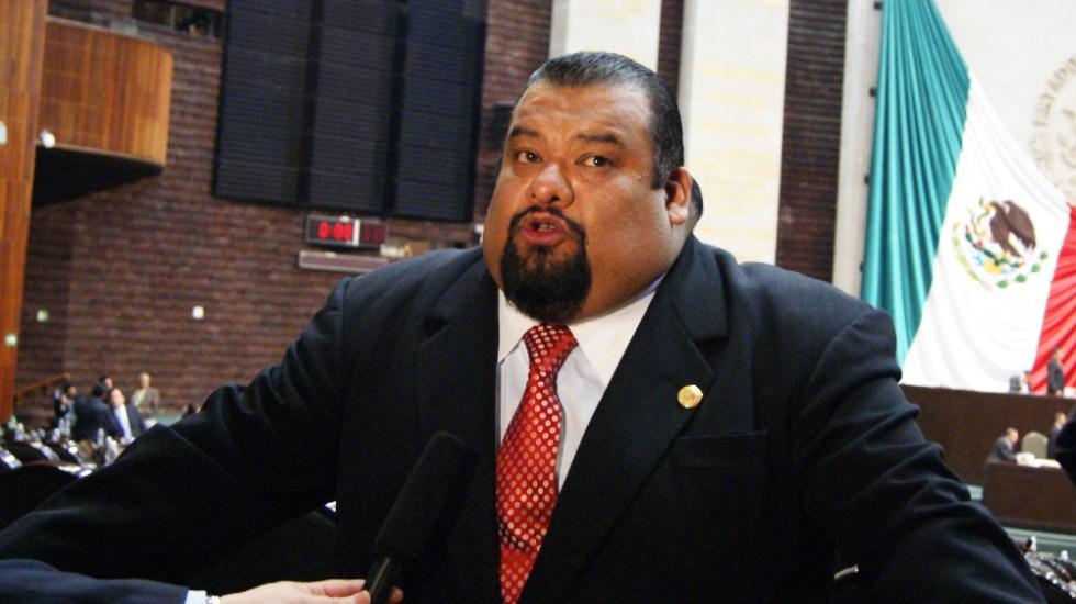 Giran ficha roja para detener a Cuauhtémoc Gutiérrez de la Torre - Foto de Grupo Parlamentario del PRI. Cámara de Diputados. (Archivo)