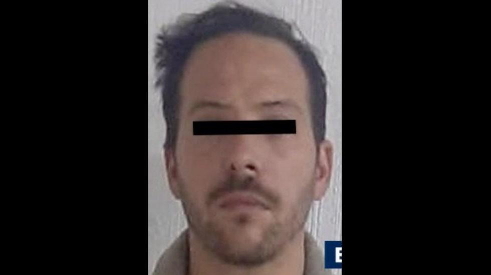 Eduardo Ojeda Franco, el detenido por presuntamente violar a la actriz Daniela Berriel - Eduardo Ojeda Franco 2