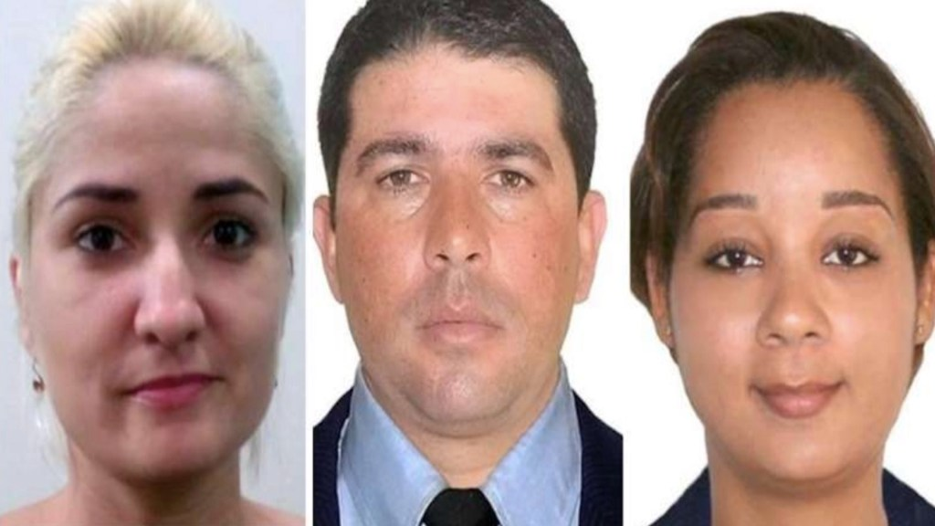 Desaparecen tres estudiantes de origen cubano en Veracruz - Foto de Comisión Estatal de Búsqueda de Veracruz
