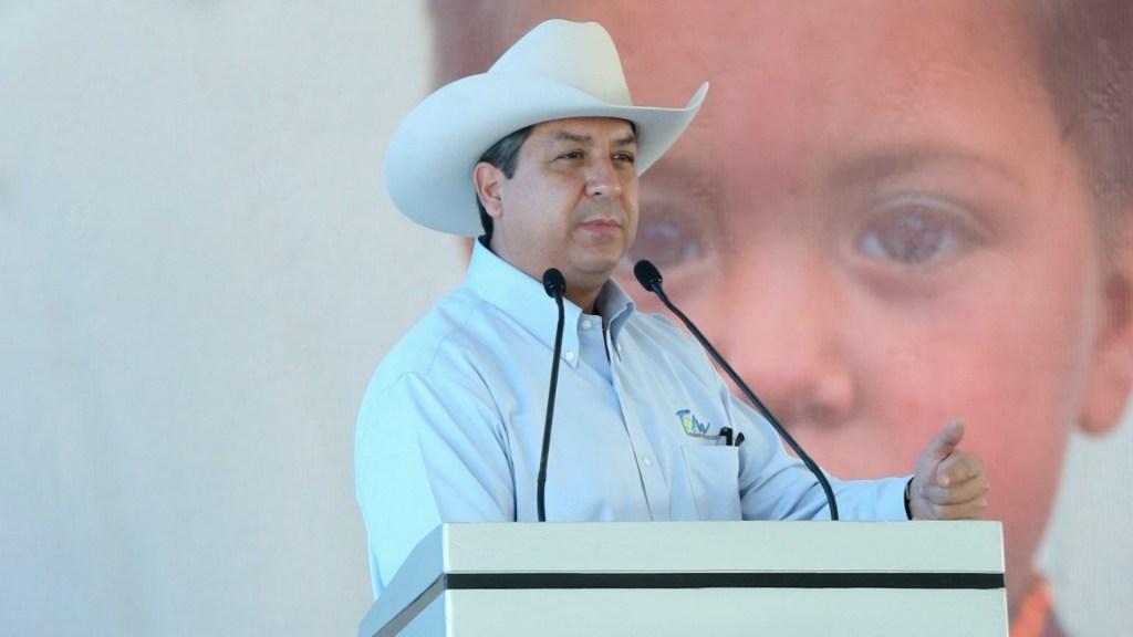 Fantasiosas las imputaciones de la UIF, asegura gobernador de Tamaulipas - El Gobernador de Tamaulipas, Francisco García Cabeza de Vaca. Foto de Twitter @fgcabezadevaca