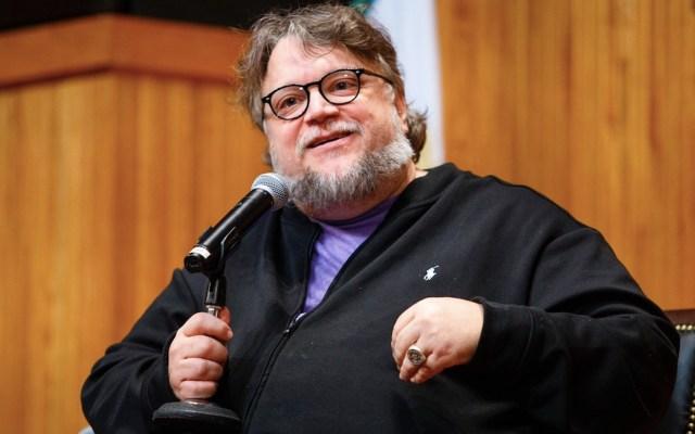 Guillermo del Toro vuelve a Guadalajara para preproducir 'Pinocchio' - El cineasta mexicano, Guillermo del Toro. Foto de EFE