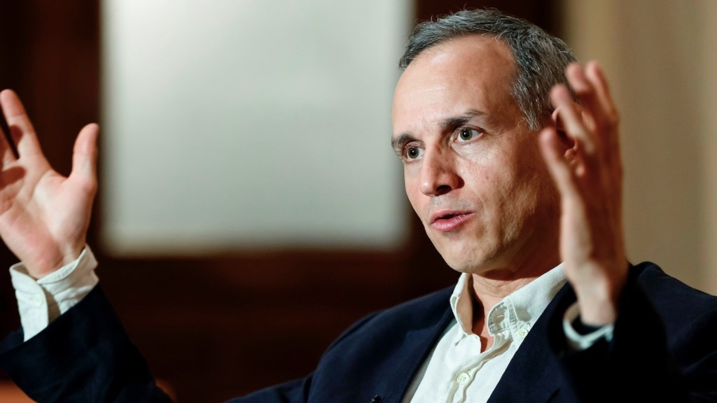 """López-Gatell asegura que está """"casi totalmente recuperado"""" tras contagio de COVID-19 - Foto de EFE"""