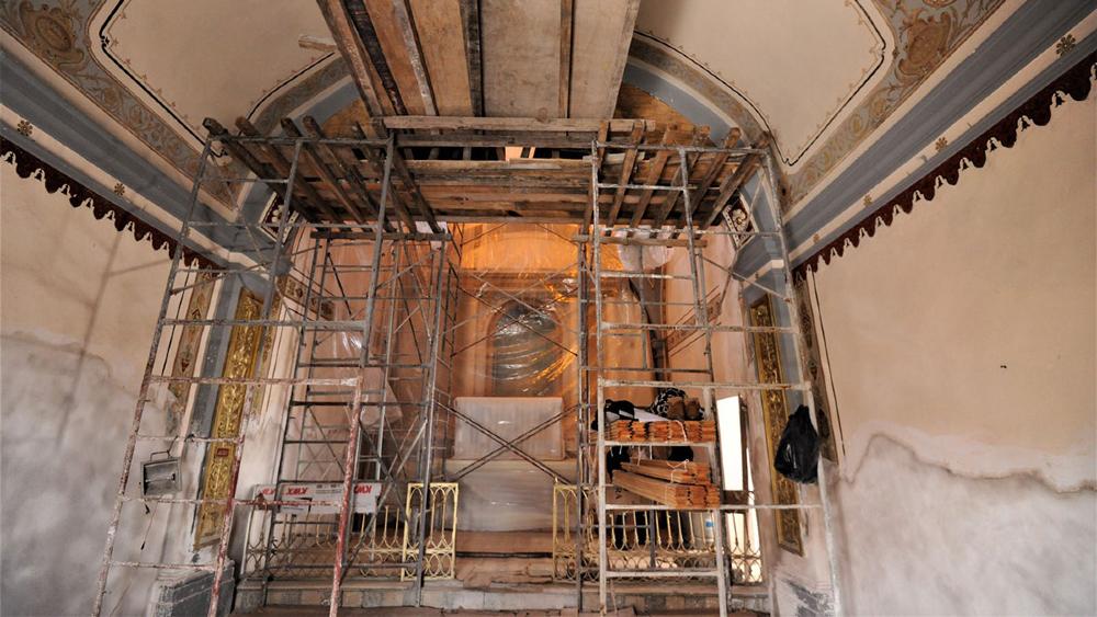 Para 2023, restaurados el 99% de inmuebles culturales dañados por sismos: Frausto - Foto de INAH