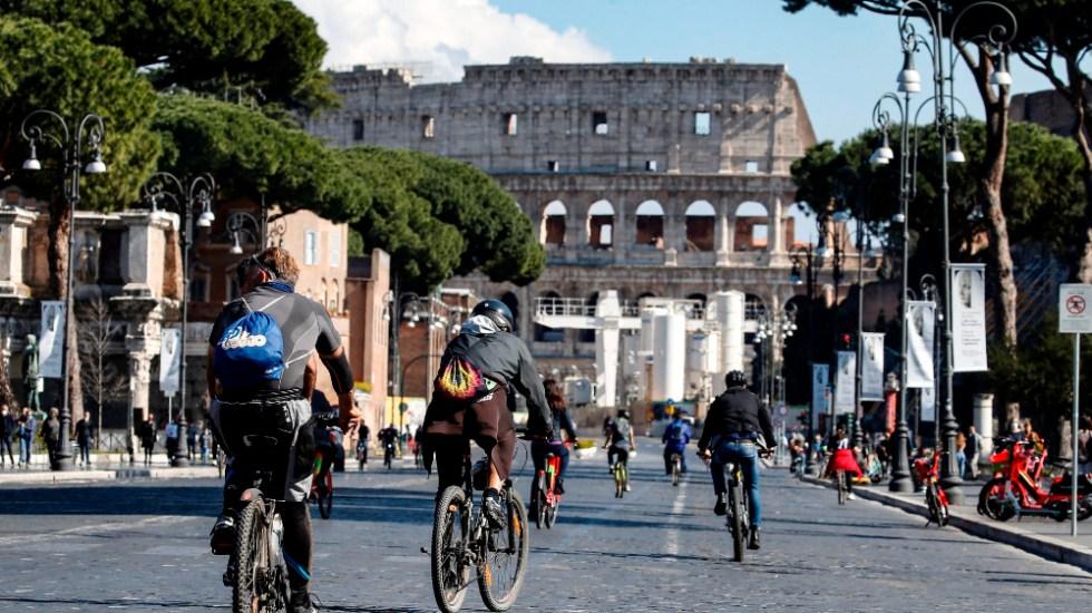 Europa plantea endurecer restricciones para evitar nueva ola de COVID-19 - Italia Europa coronavirus covid19