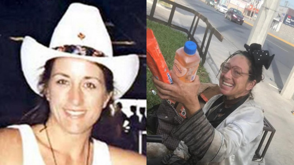 Después de 27 años, hallan en Monterrey a mujer reportada como desaparecida en Texas - Jane McDonald-Crone