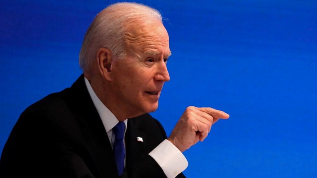 El ambicioso plan de rescate de Biden llega al Senado - Foto de EFE