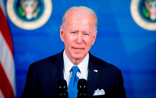 Joe Biden firma plan de rescate para contrarrestar crisis por la pandemia - Joe Biden. Foto de EFE/EPA/Al Drago / POOL.