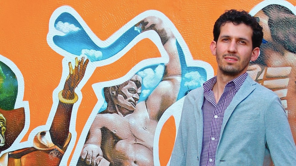 Juan Pablo Delgado, el primer candidato abiertamente gay que busca gobernar León - Juan Pablo Delgado es el primer candidato abiertamente gay que buscará gobernar León. Foto de EFE