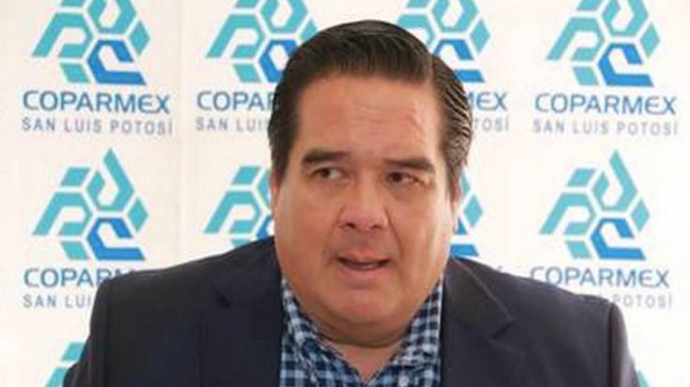 Matan al presidente de Coparmex en San Luis Potosí - Foto de El Sol de San Luis
