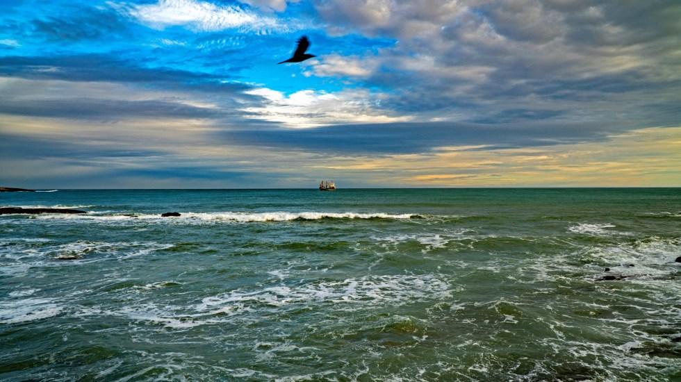 """Calentamiento de los océanos alcanza niveles récord y """"lo peor está por venir"""", advierte OMM - La OMM advirtió por el calentamiento de los océanos. Foto de EFE"""