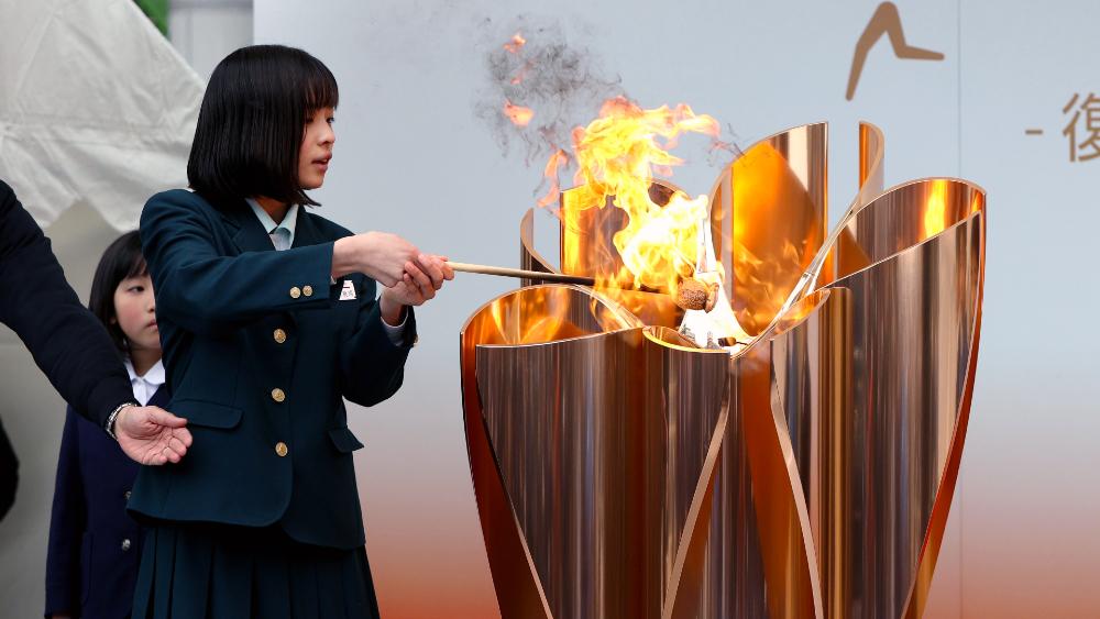 La llama de Tokio 2020 se prepara para un relevo deslucido por la pandemia - El relevo de la antorcha olímpica para los Juegos de Tokio 2020 arrancará el 25 de marzo con una ceremonia a puerta cerrada y deslucido. Foto de EFE