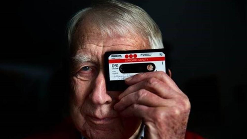 Murió el holandés Lou Ottens, creador del casete - Foto de Philips Museum