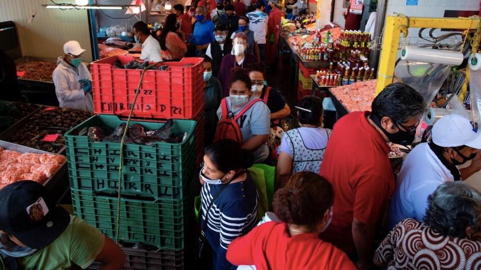 Hacienda estima crecimiento económico de 5.3 % para México en 2021 - economía crecimiento mercado La Viga