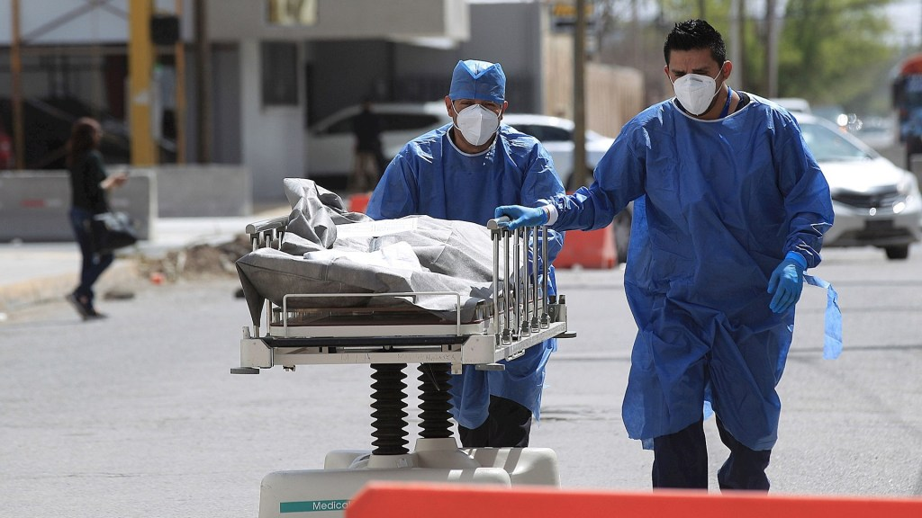 México registró en las últimas 24 horas 518 muertes y 5 mil 113 casos de COVID-19 - México covid-19 pandemia coronavirus