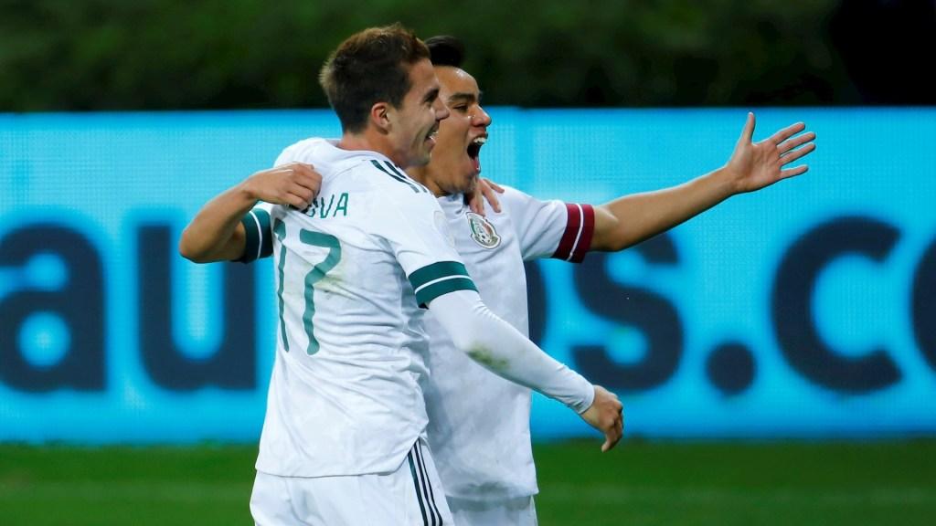 México golea a Costa Rica y pasa a la siguiente ronda del Preolímpico - México partido Costa Rica concacaf