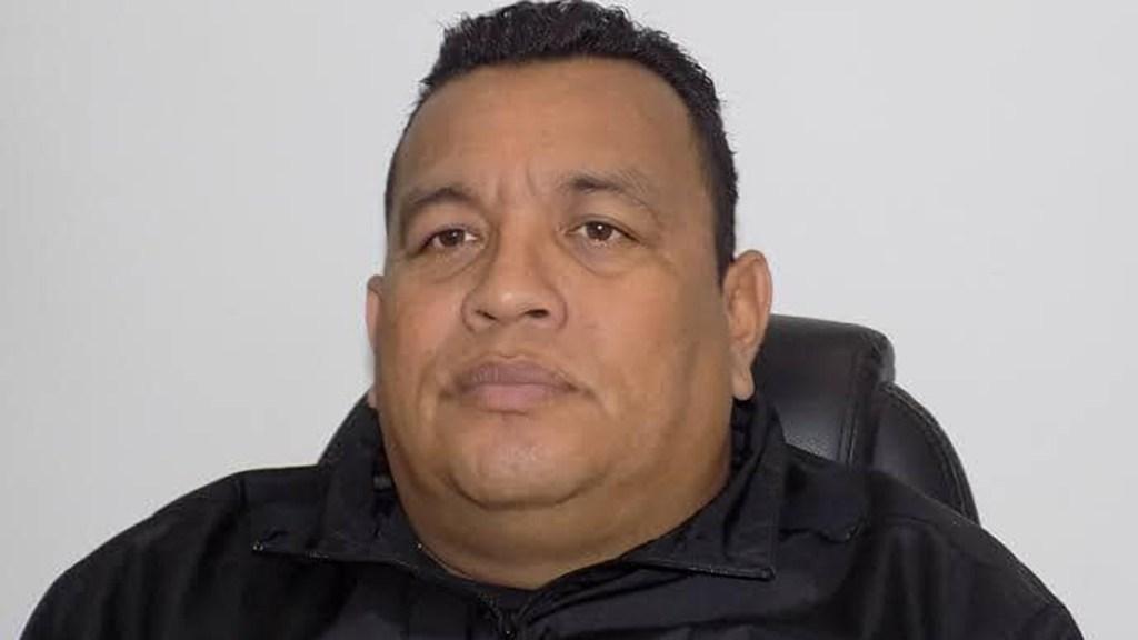 Destituyen al comandante de la Policía de Tulum tras asesinato de Victoria Esperanza - Nesguer Ignacio Vicencio Méndez, excomandante de la Policía de Tulum. Foto Especial