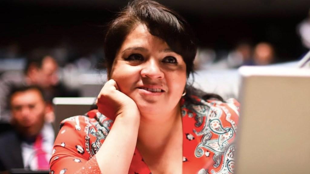 Nestora Salgado pide claridad en proceso de selección de candidato de Morena a la gubernatura de Guerrero - Foto de Twitter Nestora Salgado