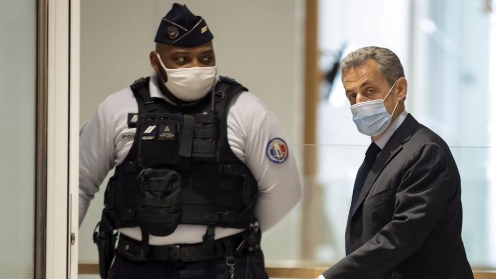 Defensa de Sarkozy, expresidente francés, pide anular acusación por financiación ilegal - Nicolas Sarkozy