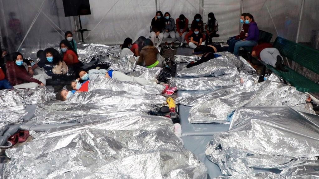 Piden a Biden agilizar reunión de niños migrantes en el Día de las Madres - Piden a Biden agilizar reunión de niños migrantes en el Día de las Madres. Foto de EFE