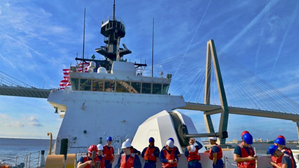 Concluye Operación Cruz del Sur para combatir la pesca ilegal en el Atlántico - Operación Cruz del Sur Estados Unidos