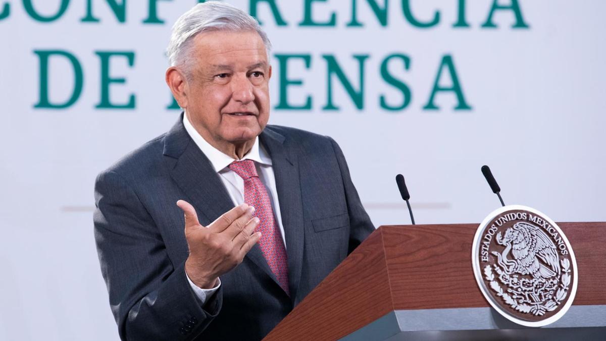 Palacio Nacional México López Obrador matutina