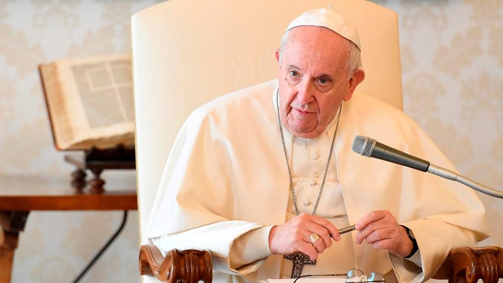 Papa Francisco pide respuestas globales ante drama de los desplazados climáticos - Papa Francisco. Foto de EFE