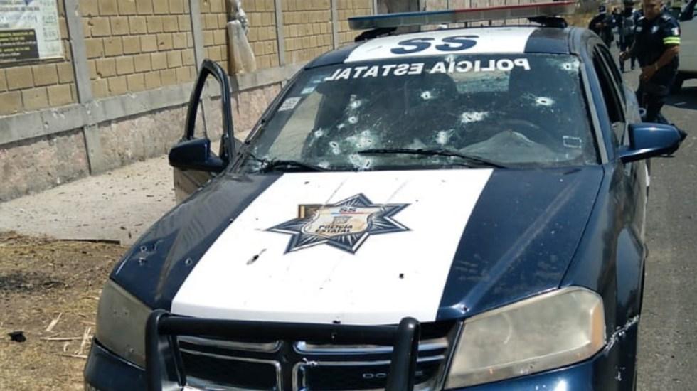 Emboscada contra policías y personal de la Fiscalía de Edomex en Coatepec Harinas deja al menos 13 muertos - Policía del Estado de México Fiscalía emboscada ataque