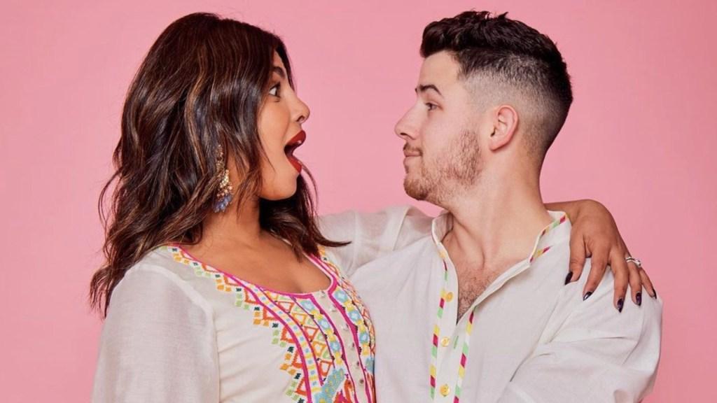 Nick Jonas y Priyanka Chopra Jonas anunciarán a los nominados al Óscar - Foto de Instagram Priyanka Chopra