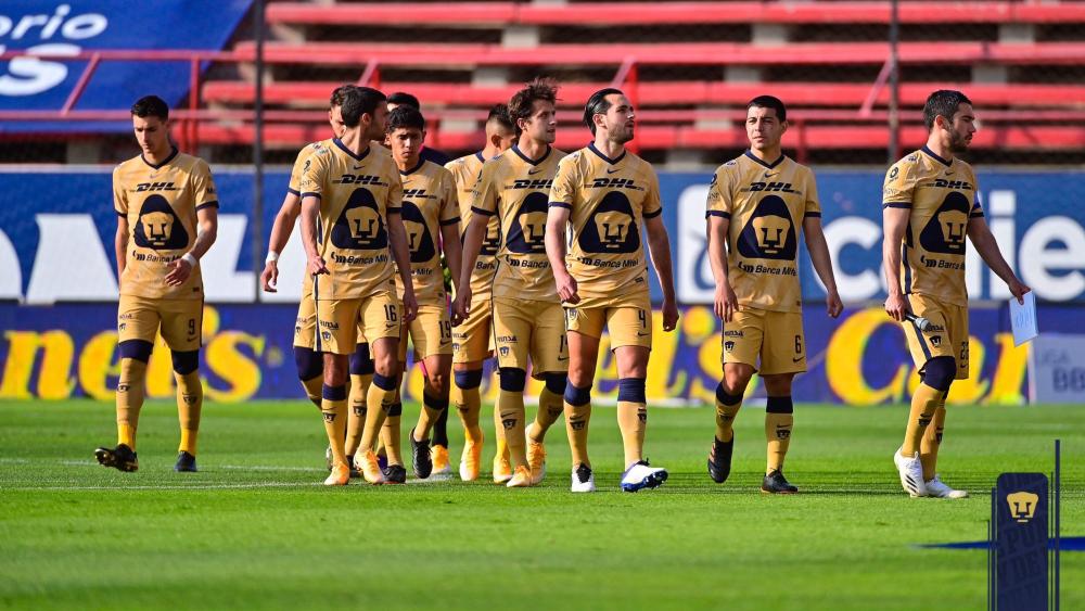 Pumas gana en San Luis y se aferra a los puestos de repechaje - Foto de @PumasMX