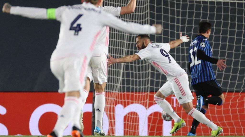 Real Madrid pasa de los octavos de final de la Champions tres años después - Real Madrid Champions League