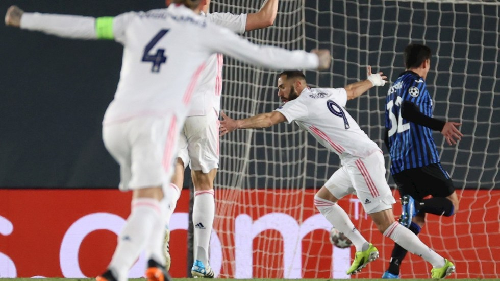 Real Madrid pasa de los octavos de final de la Champions tres años después - Real Madrid Champions League