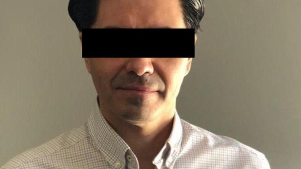 Dan prisión preventiva justificada contra exsecretario de Gobierno de Veracruz - Foto de Milenio