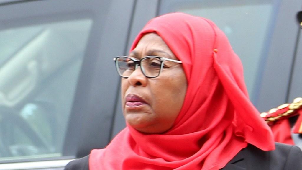 Samia Suluhu se convierte en la primera mujer presidenta de Tanzania - Samia Suluhu, nueva presidenta de Tanzania. Foto de EFE